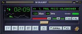 Winamp 2.91