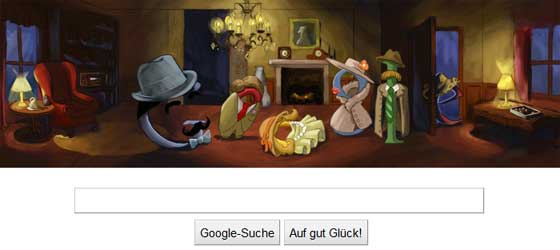 Agatha Christie Doodle