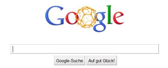 Google Doodle Fullerene