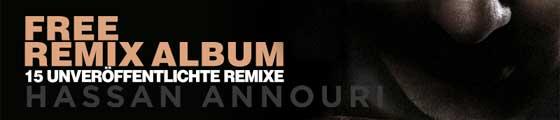 Hassan Annouri - Free Remix Album